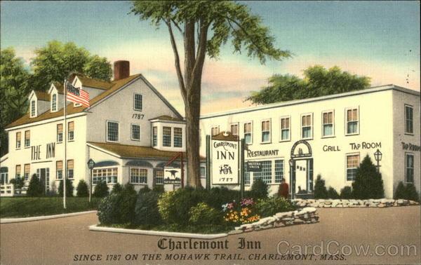 Charlemont Inn Massachusetts
