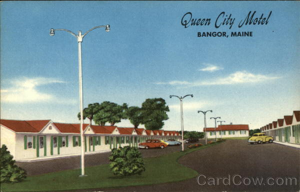 Queen City Motel Bangor Maine