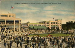 Suffolk Downs - Walking Ring and Club House