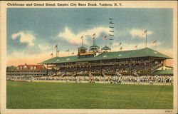 Clubhouse and Grand Stand, Empire City Race Track