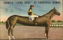 Today's Long Shot at Churchill Downs