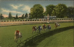 Monmouth Park Race Course
