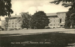 Holy Name Hospital. Teaneck, New Jersey