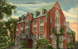 The Library, Elmira College