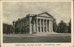 Williams College - Chapin Hall