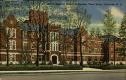 Mercy Hospital School of Nursing (Front View)