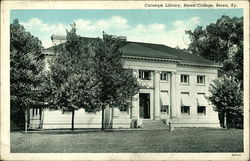 Berea College - Carnegie Library