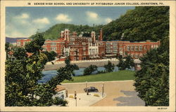 Senior High School and University of Pittsburgh Junior College