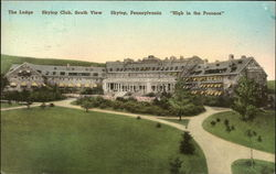The Lodge, Skytop Club, South View