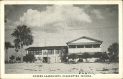Warren Apartments, Clearwater, Florida