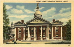 Augusta County Court House