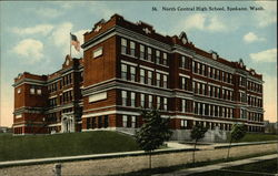 North Central high School