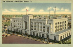 Post Office and Federal Bldg