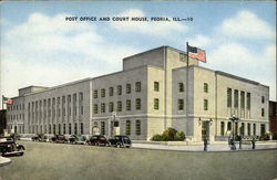 Post Office and Court House