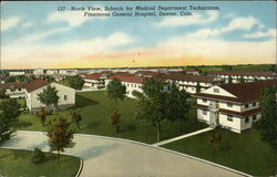 North View, Schools for Medical Department Technicians, Fitzsimons General Hospital