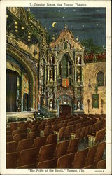 Interior Scene, The Tampa Theatre