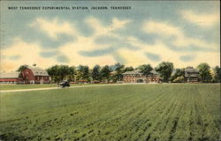 West Tennessee Experimental Station