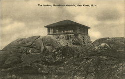 The Lookout, Monadnock Mountain, Near Keene, N.H