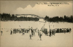 Rope Tow, Cranmore Mt. Skimobile