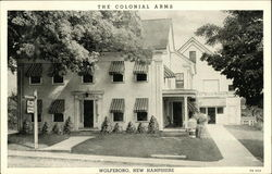 The Colonial Arms