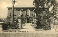State Teachers College - Parker Hall