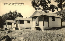 Some of The Chanticleer Inn Cabins