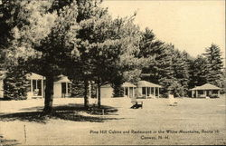 Pine Hill Cabins and Restaurant