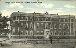 Cragin Hall at Wheaton College