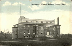 Gymnasium at Wheaton College