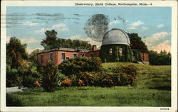 Observatory at Smith College