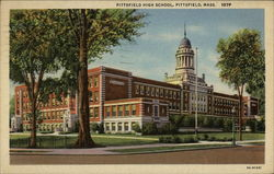 Pittsfield High School