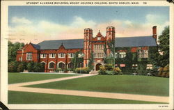 Mount Holyoke College - Student Alumnae Building