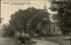 The Northfield School for Girls - Stone Hall