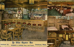 Ye Olde Oyster Bar, Prichard Street