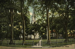 Green and Congregational Church