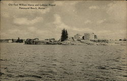 Old Fort William Henry and LObster Pound