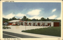Lord's Motel