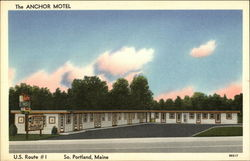 The Anchor Motel