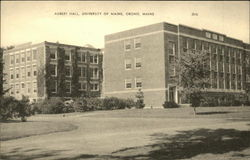 Aubert Hall at the University of Maine