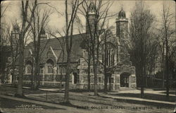 Bates College Chapel