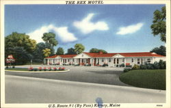The Rex Motel, U.S. Route # 1 (By Pass)