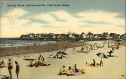 Bathing Beach and Concordville