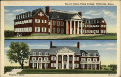 Roberts Union and Women's Union, Colby College