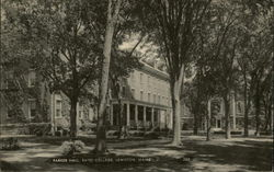 Parker Hall, Bates College
