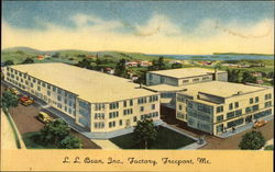 LL Bean, Inc., Factory