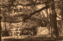 Briarcliff Junior College - The Commencement Oaks