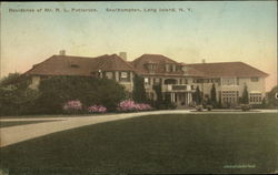 Residence of Mr. R.L. Patterson