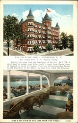 Views of the Palatine Hotel