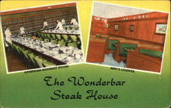 The Wonderbar Steak House - Athenian Banquet Room and Men's Lounge