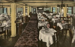 The Lookout Hotel - Dining Room